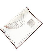 Fengyuanhong Deeg Rolling Mat bestand tegen hoge temperaturen Silicone Non-slip deeg kneden Pad bakmat