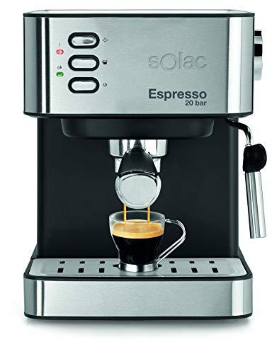 SOLAC CE4481 ESPRESSO Máquina CE4481