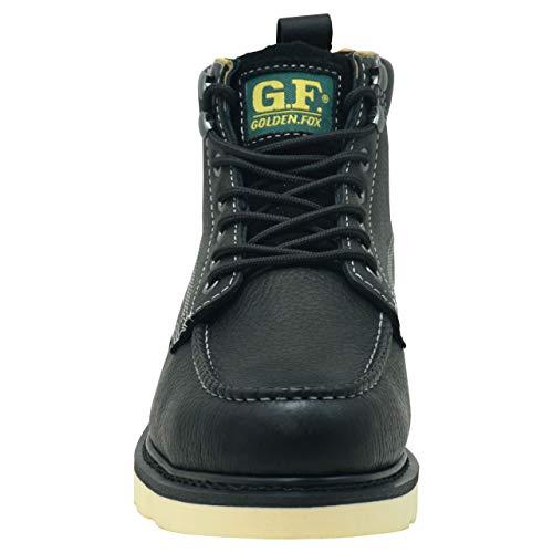Golden Fox Work Boots For Men