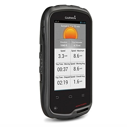 Garmin Monterra Wi-Fi Enabled GPS Navigator 010-01065-00 (4'...