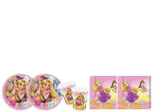 Irpot Kit - A Fiesta De Cumpleaños De Rapunzel