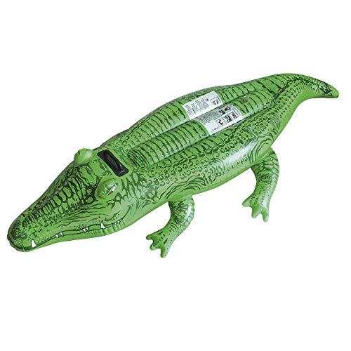 Fashy Pool- & Strandspielzeug Reittier Krokodil, grün, 8225