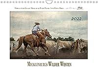 Mecklenburgs Wilder Westen (Wandkalender 2022 DIN A4 quer): Westernreiten - Faszination und Leidenschaft (Monatskalender, 14 Seiten )