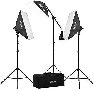 Fovitec - 3-Light 2500W Fluorescent
