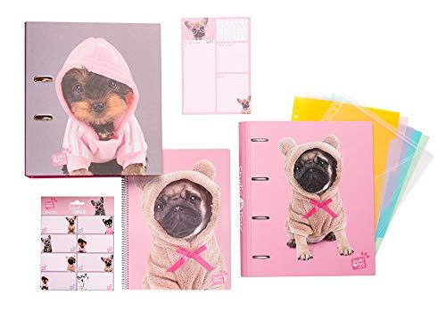 Grupo Erik - Set de Papelería Studio Pets Dogs (5 productos)