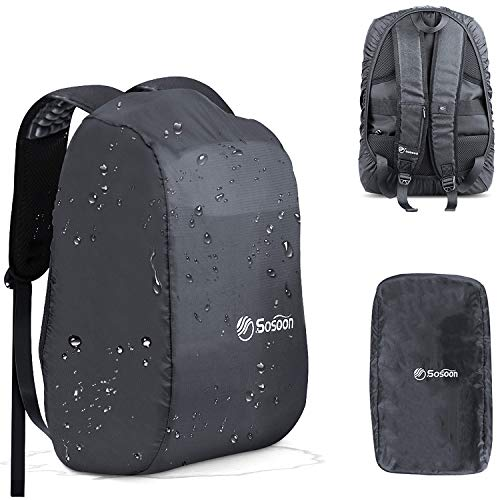 Sosoon Nylon Waterproof Backpack Rain Cover