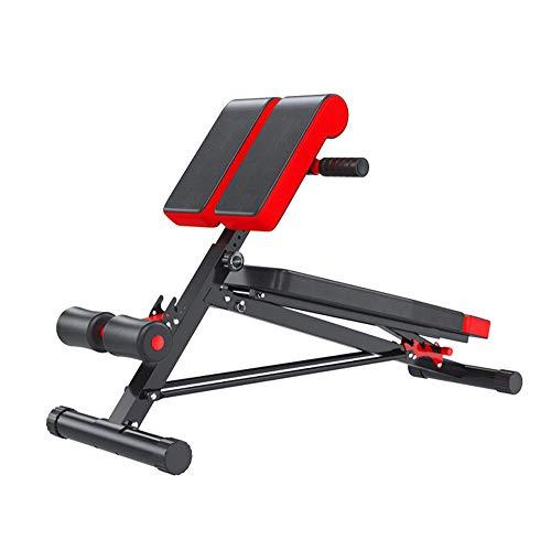 Roman Hocker, Familie Multifunktionale Fitnessgeräte Abdominator Fitness Stuhl Sit-Up Board Tragend 300Kg
