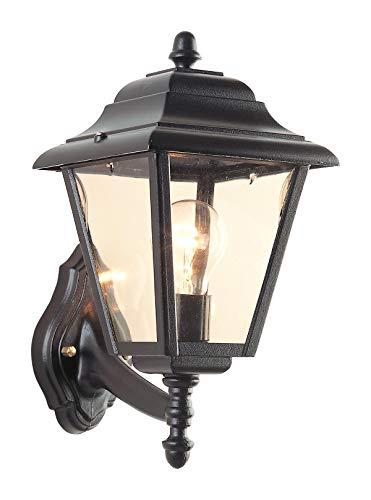 FIRSTLIGHT E200BK - 4 Panel Lantern - UPLIGHT