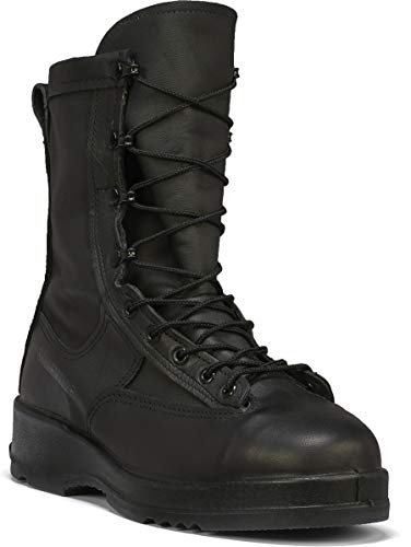 Belleville 880ST Waterproof Steel Toe Flight and Flight Deck Boot - 11.0 R - Black