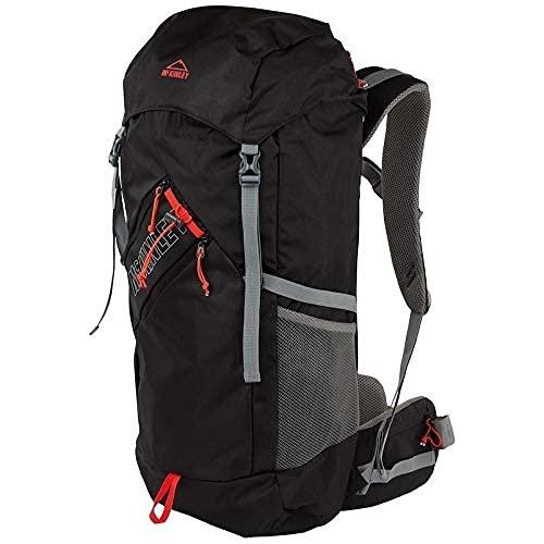 McKINLEY Scout Ct 50 Vario Zaino Black/Greydark/Red 50