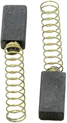 Escobillas de carbón Buildalot Universal bu_8719468495755 para Herramientas Eléctricas Bosch - 5x8x15mm - 0,20x0,31x0,59'' - Sustituto de piezas originales 1.617.014.117 & 2.604.321.920