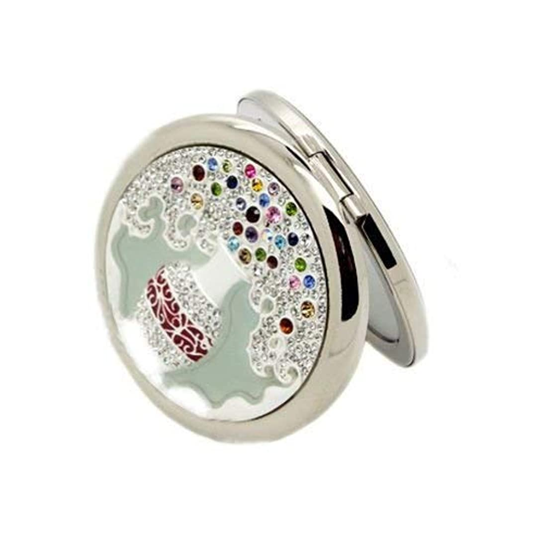 別れるしっかり便益コンパクトミラー ハンドミラー 手鏡(12081138)