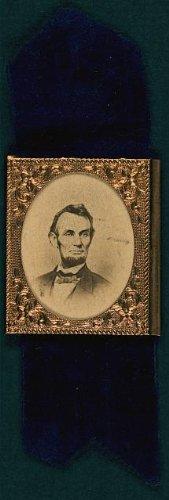 Historic Photographs Foto: Abraham Lincoln, Insignia de luto