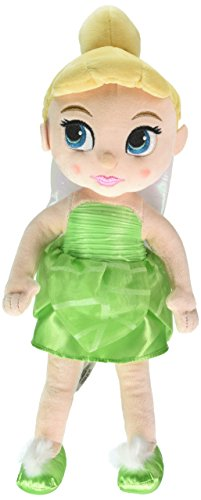Disney Animators' Collection Tinker Bell Plush Doll - Small - 13 Inch