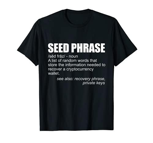 Seed Phrase Definition Kryptowährung...