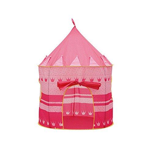 HONEYY Kinder Zelte Mongolei Paket Spiel Gehäuse Zelte Prinz Prinzessin Spiel Castle Indoor Baby Kriechganggehäuse,