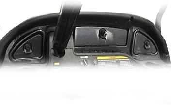 Madjax 2008-Up Carbon Fiber Dash fits Club Car Precedent Golf Carts