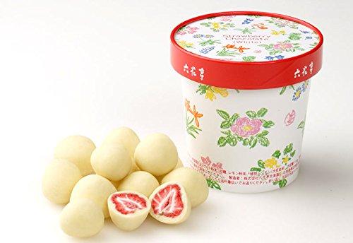 六花亭製菓『ストロベリーチョコホワイト箱入』