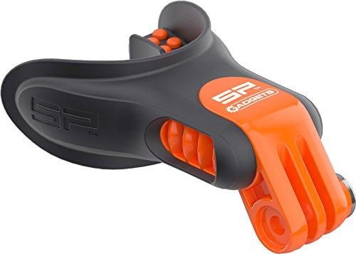 SP Gadgets Support Bouche pour caméra Noir GA0058 Taille...