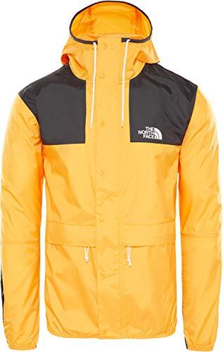 The North Face Men Lightweight Jacket 1985 Mountain, Größe:L, Farbe:Zinnia Orange