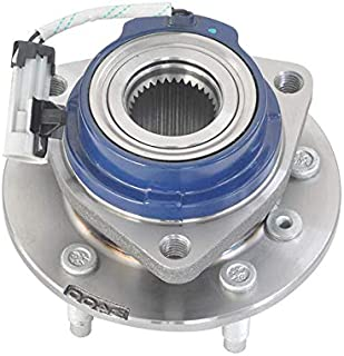 DRIVESTAR 513121 Front Left or Right 5 Lug with ABS Wheel Hub & Bearing Assembly for Buick Pontiac Cadillac Chevrolet Oldsmobile