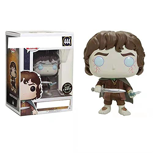 ODEUXS pop The Lord of The Rings Frodo Doll Model Figure 10 cm (3.9 inches), Home Decoration, Birthday Gift