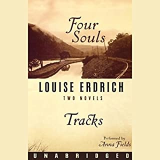 Four Souls & Tracks audiobook cover art