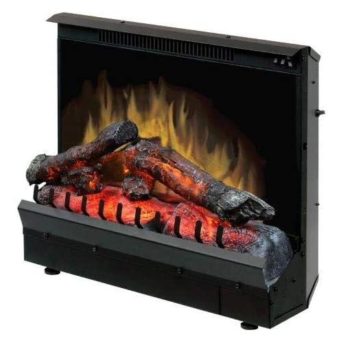 Electric Fireplace Inserts with Logs: Amazon.com
