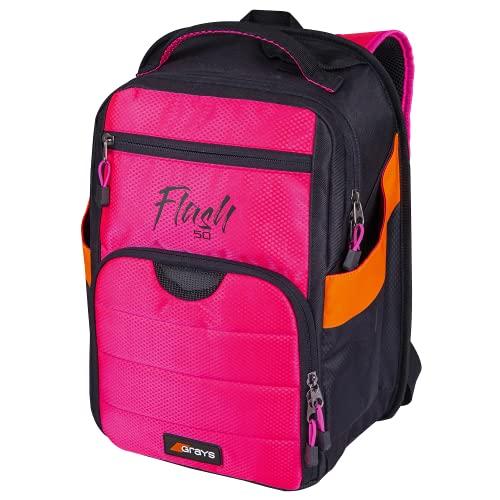 GRAYS Flash 50 - Mochila, color negro y rosa