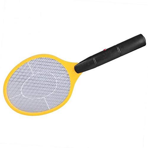 rostsp Rimovibile Racchetta Antizanzare Home Electric Fly Mosquito Swatter Mosquito Killer Bug Zapper Racchetta Insetti Killer Cordless Batteria Alimentazione Mosquito Trap Swatter-No.4