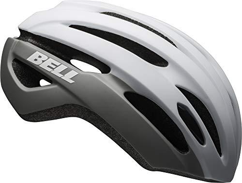 BELL Avenue MIPS Adult Road Bike Helmet - Matte/Gloss White/Gray (2021), Universal Adult (53-60 cm)