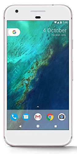 Google Pixel (Very Silver, 32GB)
