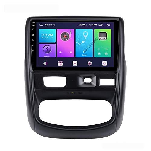 FDGBCF Android 10.0 Car Stereo 2 DIN Head Unit para Renault Duster 2012-2020 Navegación GPS Pantalla táctil de 9 Pulgadas Reproductor Multimedia MP5 Receptor de Video y Radio con 4G WiFi DSP
