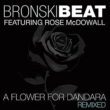 A Flower for Dandara (feat. Rose McDowall) [Remixed]