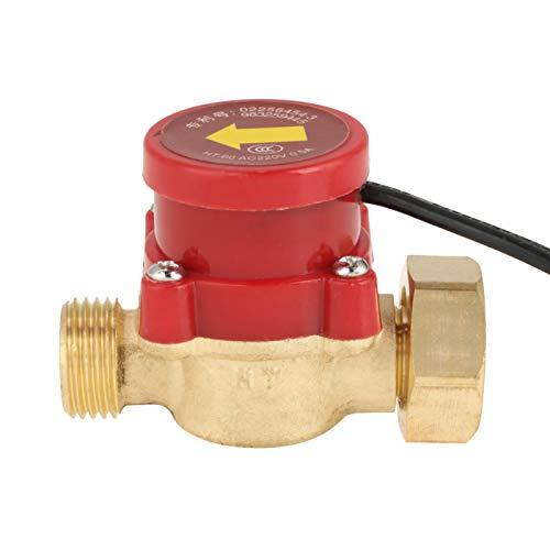 민감한 펌프 흐름 스위치 6 포인트-4 포인트 센서 스위치 가압