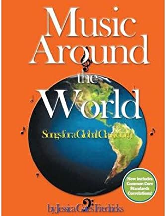 [(Music Around the World)] [Author: Jessica Gates Fredricks] published on (September, 2002)