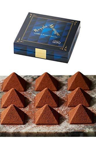 ルタオ LeTAO チョコレート ロイヤルモンターニュ (9個入) 10箱セット