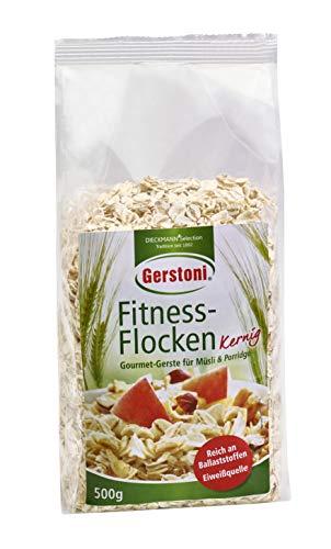 Gerstoni Fitness-Flocken kernig, Gerstenflocken (1 x 500 g)