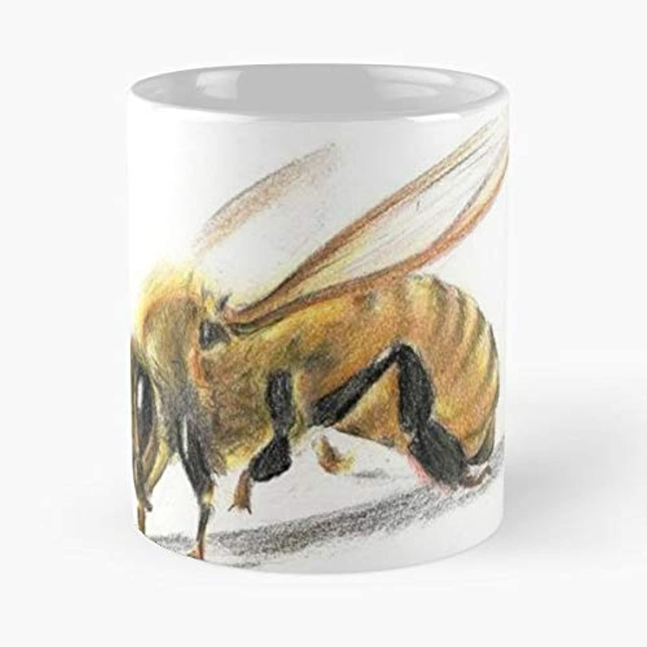Bee Bumble Honey - Funny Sophisticated Design Great Gifts -11 Oz Coffee Mug.the Best Gift For Holidays.