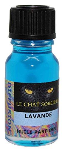 Le Chat Sorcier - Huile Parfumée - Lavande (10ml)