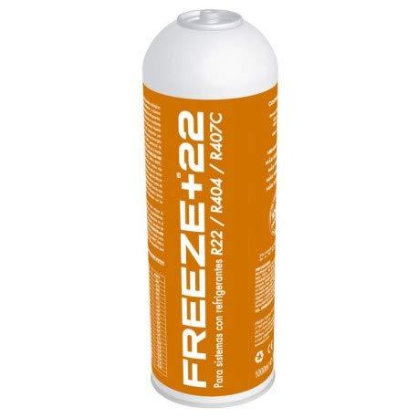 REPORSHOP - Botella Freeze +22 ORGANICO SUSTUTiTO R22-R404-R407 Aire Acondicionado