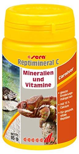 sera reptimineral C 100ml Mineralien-Vitamin-Mix für Reptilien & Wasserschildkröten