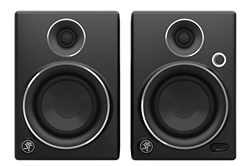 "Mackie CR Series CR4 LTD Monitores multimedia de Creative Reference de 4"" (Pareja)"