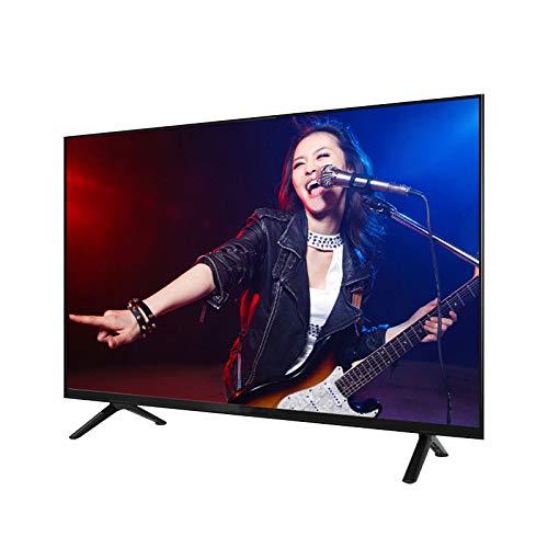 TV De Alta Definición, Smart Television Anti-luz Azul Calidad De Imagen Saludable, Pantalla LCD Full HD 1080P, Ángulo De Visión Amplio De 178 °, Parlantes Estéreo, Diseño De Marco Estrecho