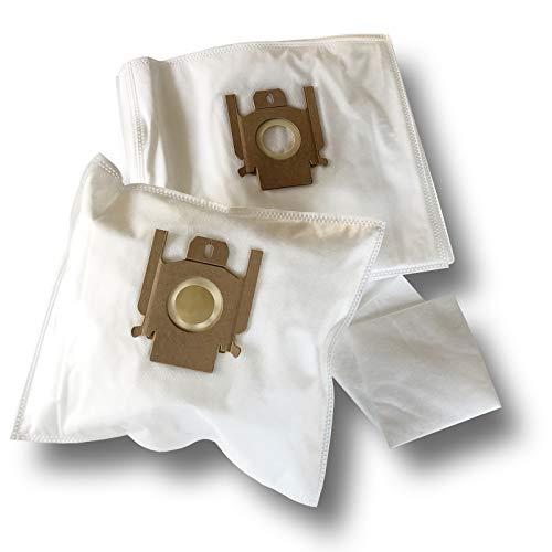 ZZ-Clan 10 Staubsaugerbeutel zu Menalux 3001, Staubbeutel Filtertüten (+2 Filter - NV632)