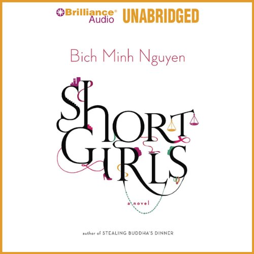 Short Girls audiobook cover art