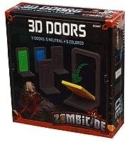 ゾンビサイド インベーダー:3Dドア。