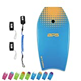 Best Bodyboards - BPS 41 Inch Bodyboard with Wrist Coiled Leash Review