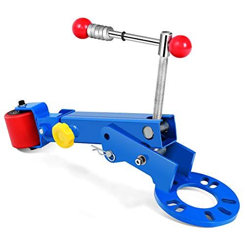 GOPLUS Bördelgerät, Fender-Roller, Bördelrolle, Bördelwerkzeug für Kotflügel, Profibördelgerät Fenderroller, für Pkw/Kfz/LKW