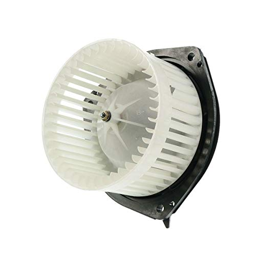 A-Premium HVAC Blower Motor with Fan Cage Replacement for Buick Park Avenue 2003-2005 Front
